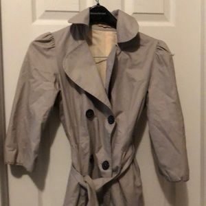 Piko 1988 3/4 sleeve trench